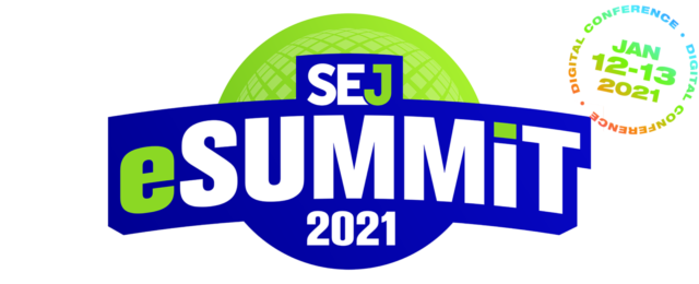 SEJ summit virtual conference for SEO and digital marketing